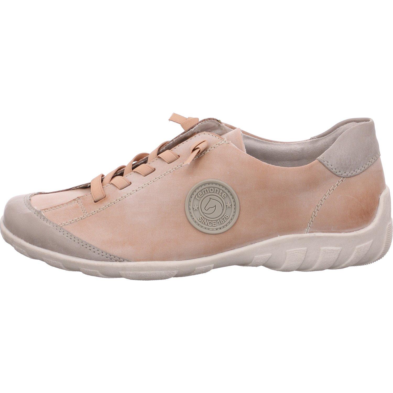 Remonte R3445, Zapatillas para Mujer 43 EU|Beige