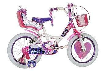 Raleigh Molli 16 Childrens Bike White And Pink Girls Amazon