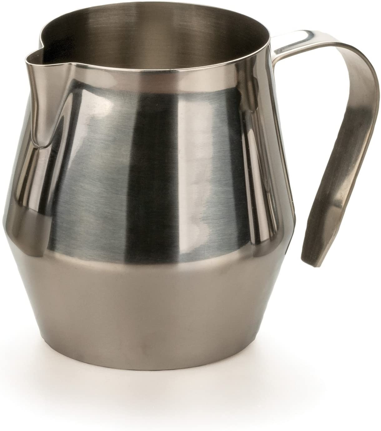 RSVP Italian Espress Coffee & Tea Steaming & Frothing Pitcher 20oz. Capacity