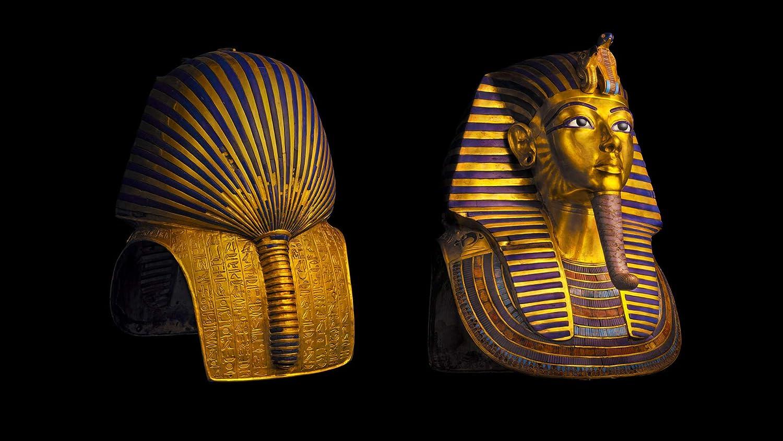 Unknow Puzzle 1000 Piezas Juguetes Rompecabezas Clásico Puzzle de Madera, Máscara De Faraón De Tutankamón, niños y Adultos