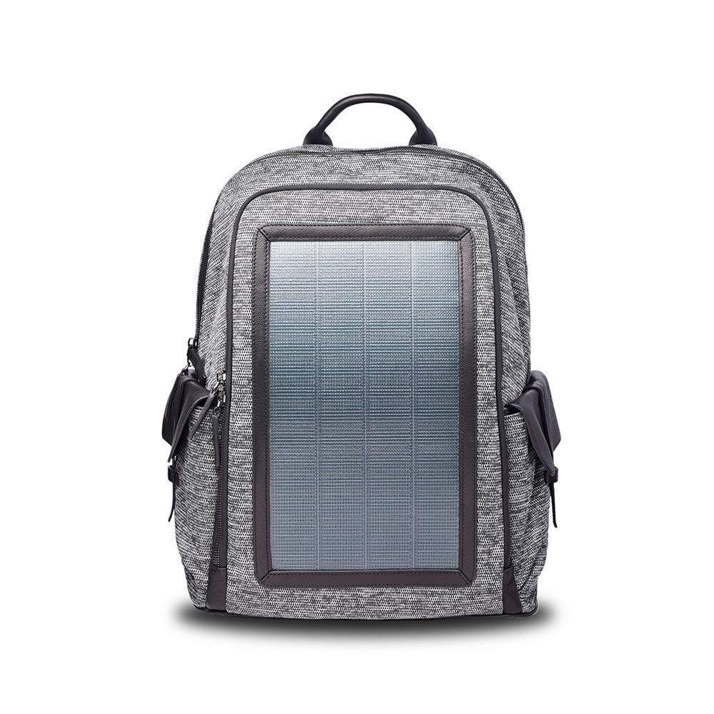 Hanergy ソーラーバックパック ビジネス 旅行 用 バッグ カジュアル デイパック-トップ シリーズ B07K9CTPTQ