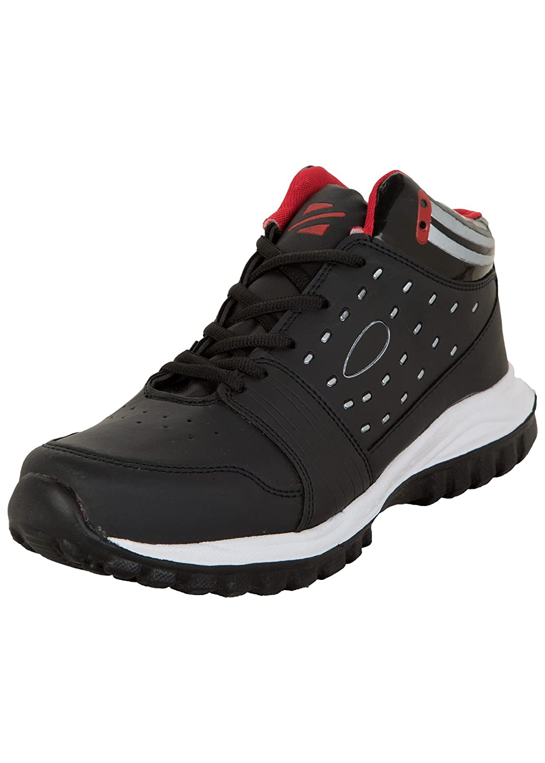 Buy Zovi Synthetic Black High Ankle