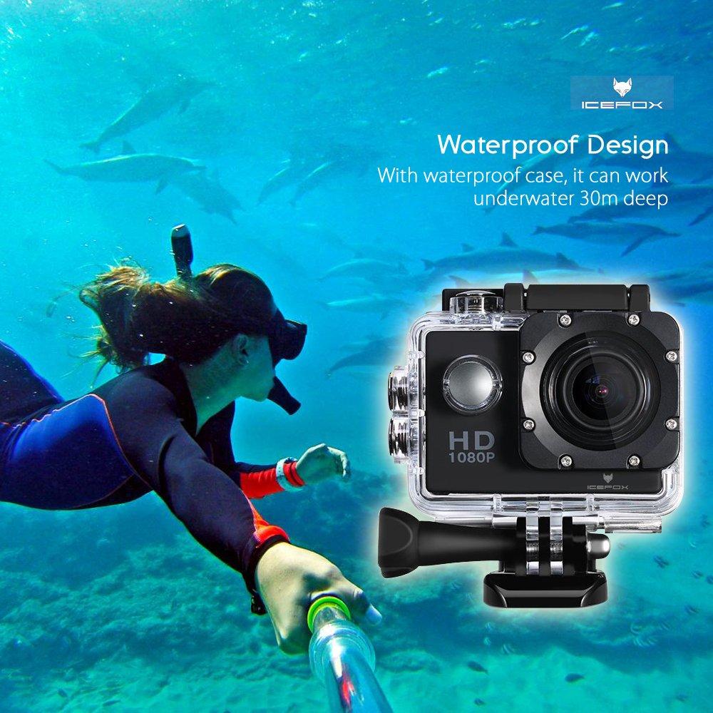 Sportkamera Icefox, Sportkamera Icefox Test, Sportkamera, Sportkamera Test, Unterwasserkamera, Action Cam, Action Cam Test, Action Kamera, Action Camera