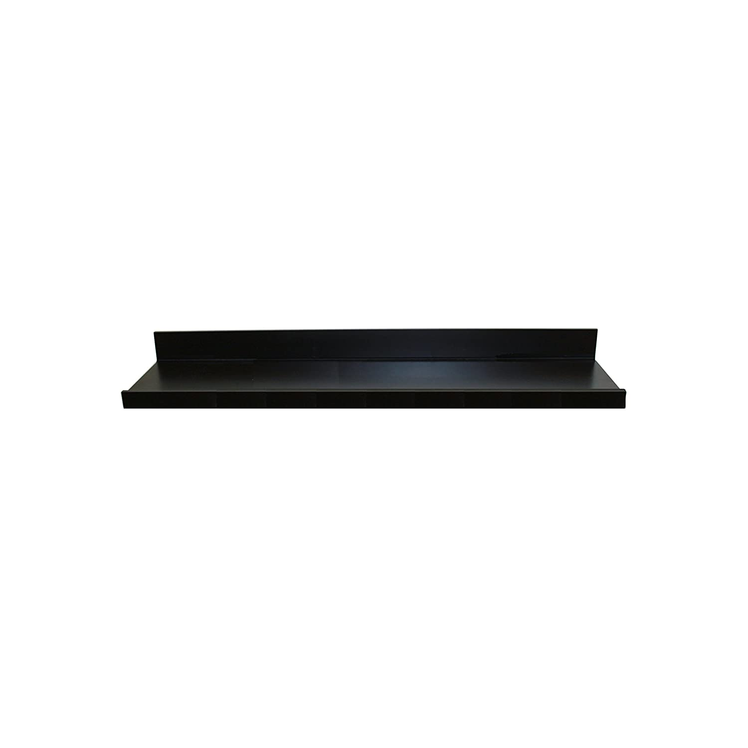 Amazon.com: InPlace Shelving 9084680 Picture Ledge Floating Shelf, 36-Inch  Long, Black: Home Improvement