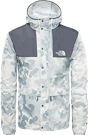 7e60ce95e1e18 The North Face Men's 1985 Mountain Jacket, Grey, X-Large: Amazon.com ...