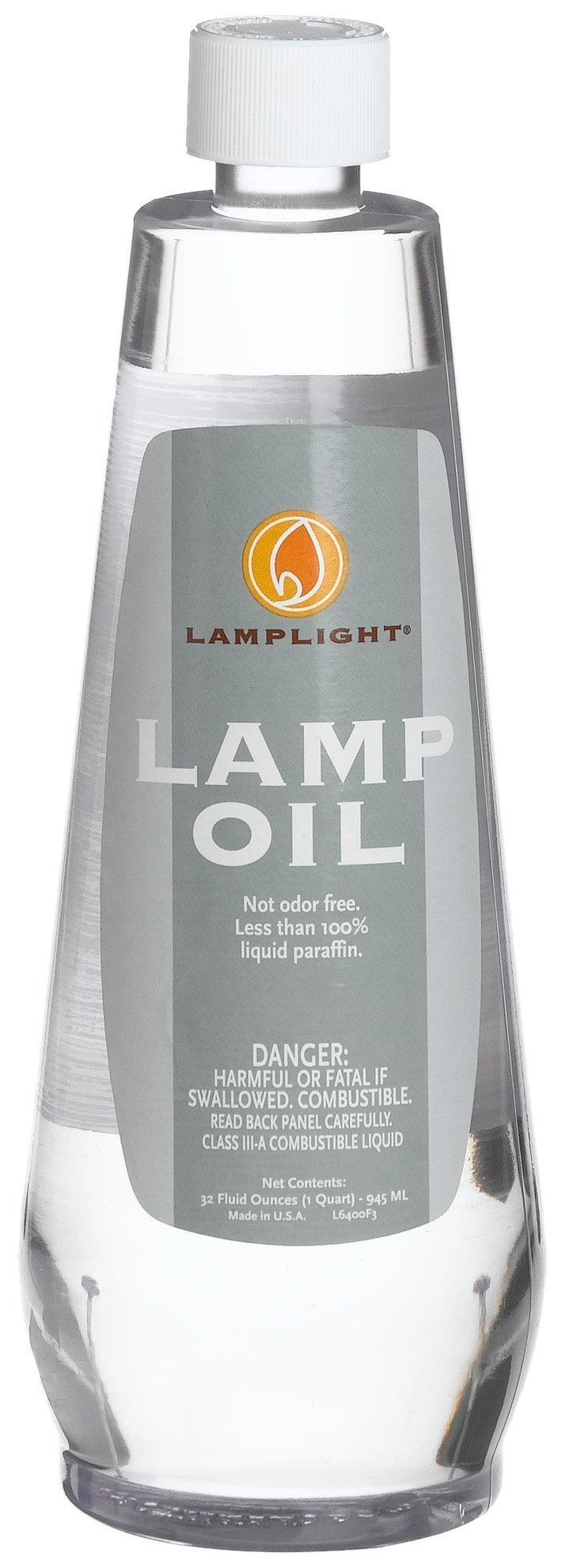 Lamplight 60005 Medallion Lamp Oil (Pack of 12) by Lamplight