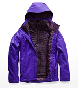 0f34ae0a3433 The North Face Womens Carto Triclimate Jacket at Amazon Women s ...