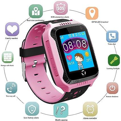 presa all'ingrosso presentazione vendite all'ingrosso Bambini Smartwatch Localizzatore GPS: Amazon.it: Elettronica