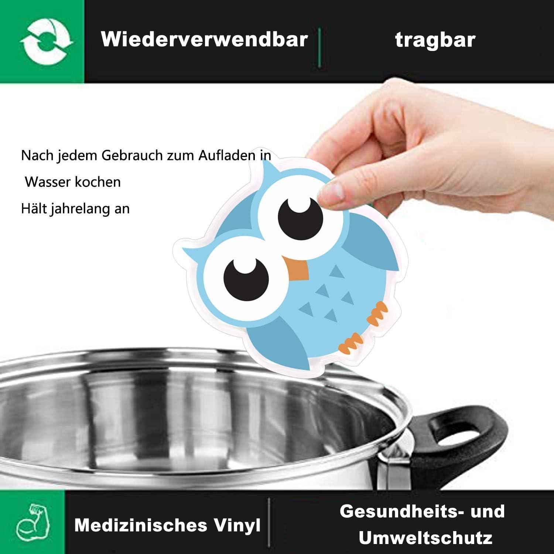 Sranin Taschenw/ärmer Handw/ärmer f/ür warme Finger im Herbst und Winter Wiederverwendbare W/ärmekissen Fingerw/ärmer