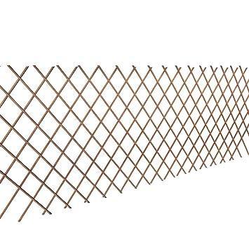 Holz Pflanzengitter Rankgitter Rosenbogen Holzgitter Rankhilfe 150 x 50 x 220 cm