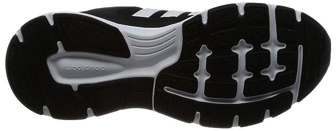 lowest price 42770 b202f adidas Scarpe Uomo Sneakers CF VS in Tela nera BB9687  Amazon.co.uk  Shoes    Bags