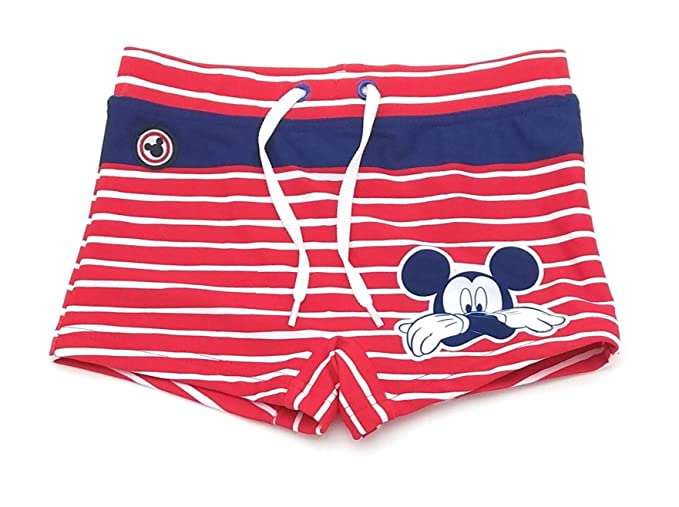 Bañador Boxer de baño Mickey Mouse Disney para niños