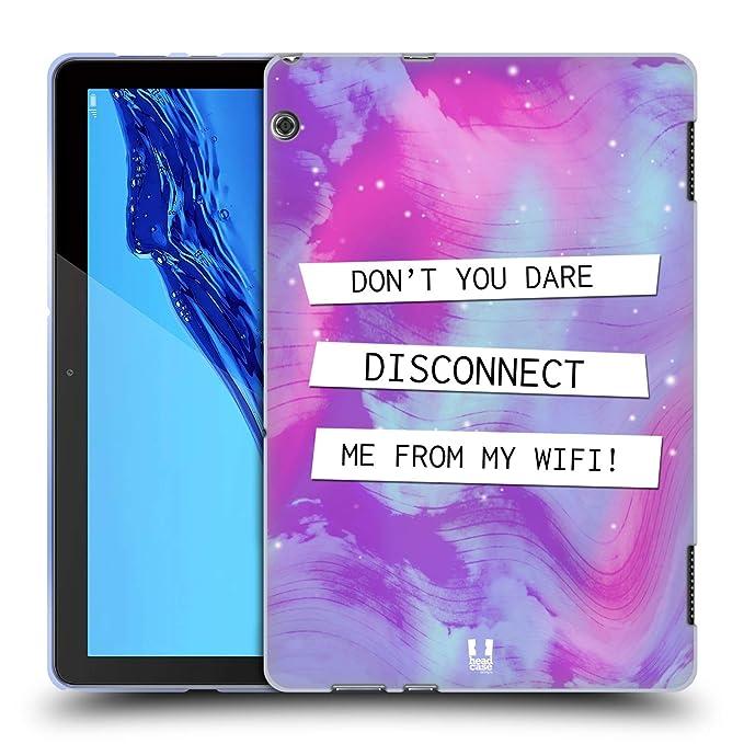 Amazon com: Head Case Designs Don't Dare Wi-Fi Love Soft Gel