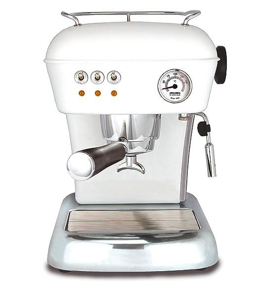 ascaso 600758 Cafetera expreso Dream, Blanco: Amazon.es: Hogar