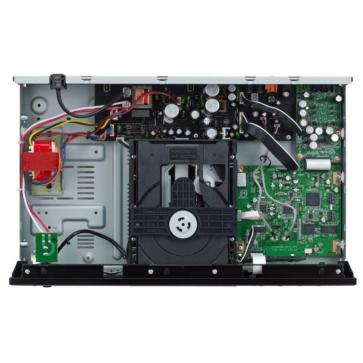 Denon DCD-1600NE Super Audio Cd Player (Black) by Denon (Image #2)