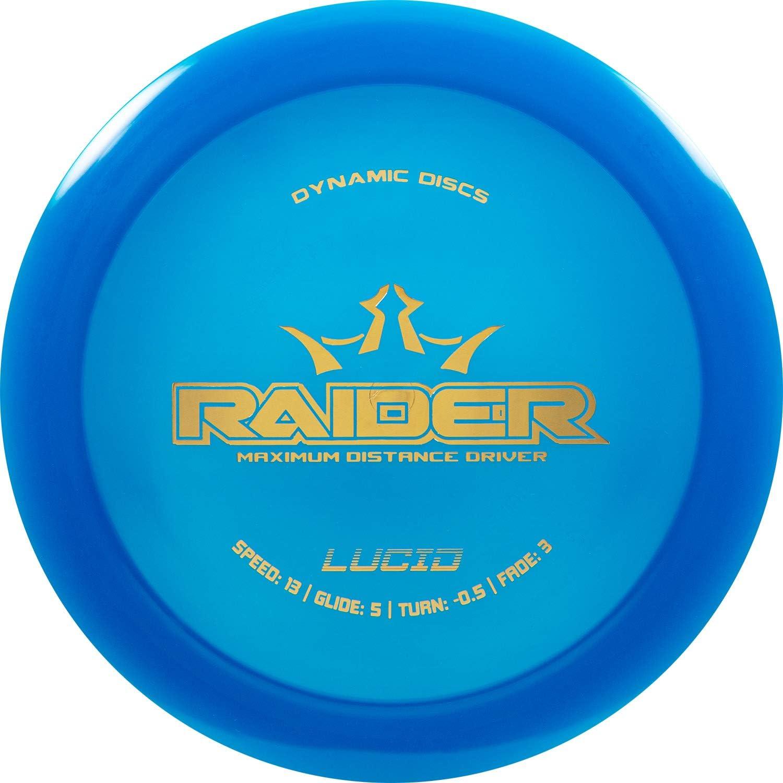 Dynamic Discs Lucid Raider Disc Golf Driver
