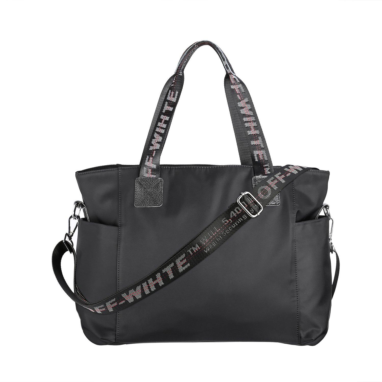 Missalis Grand Central Station 7 pieces Diaper Bag set-black