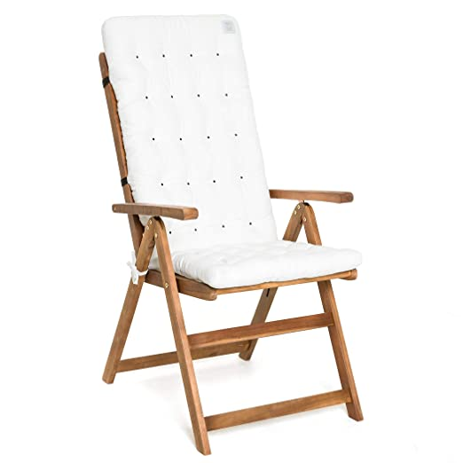 Have a Seat - Cojín para Silla de Respaldo Alto (120 x 50 cm ...