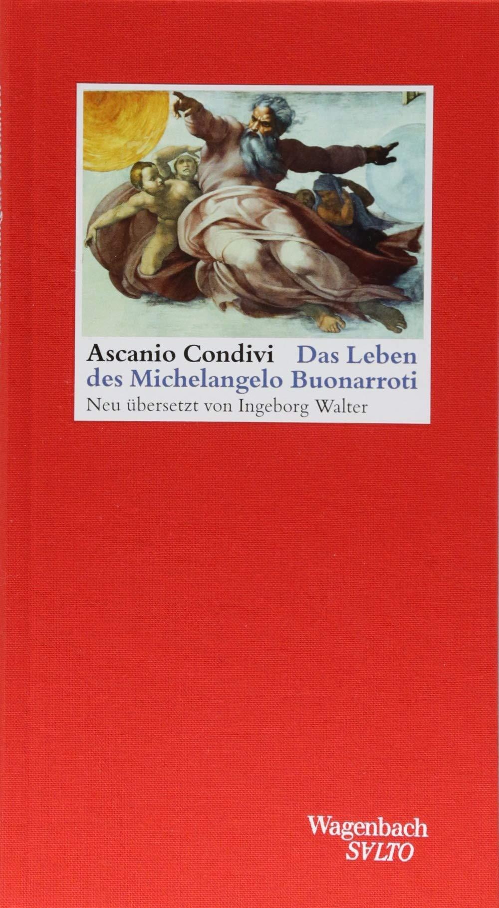 Das Leben des Michelangelo Buonarroti (Salto, Band 235)