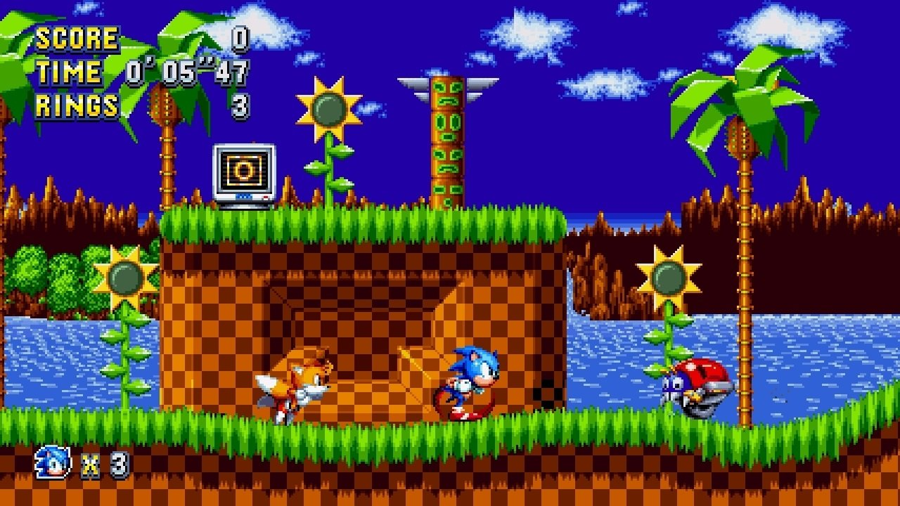 Sonic Mania - Nintendo Switch [Digital Code] < Kids & Family
