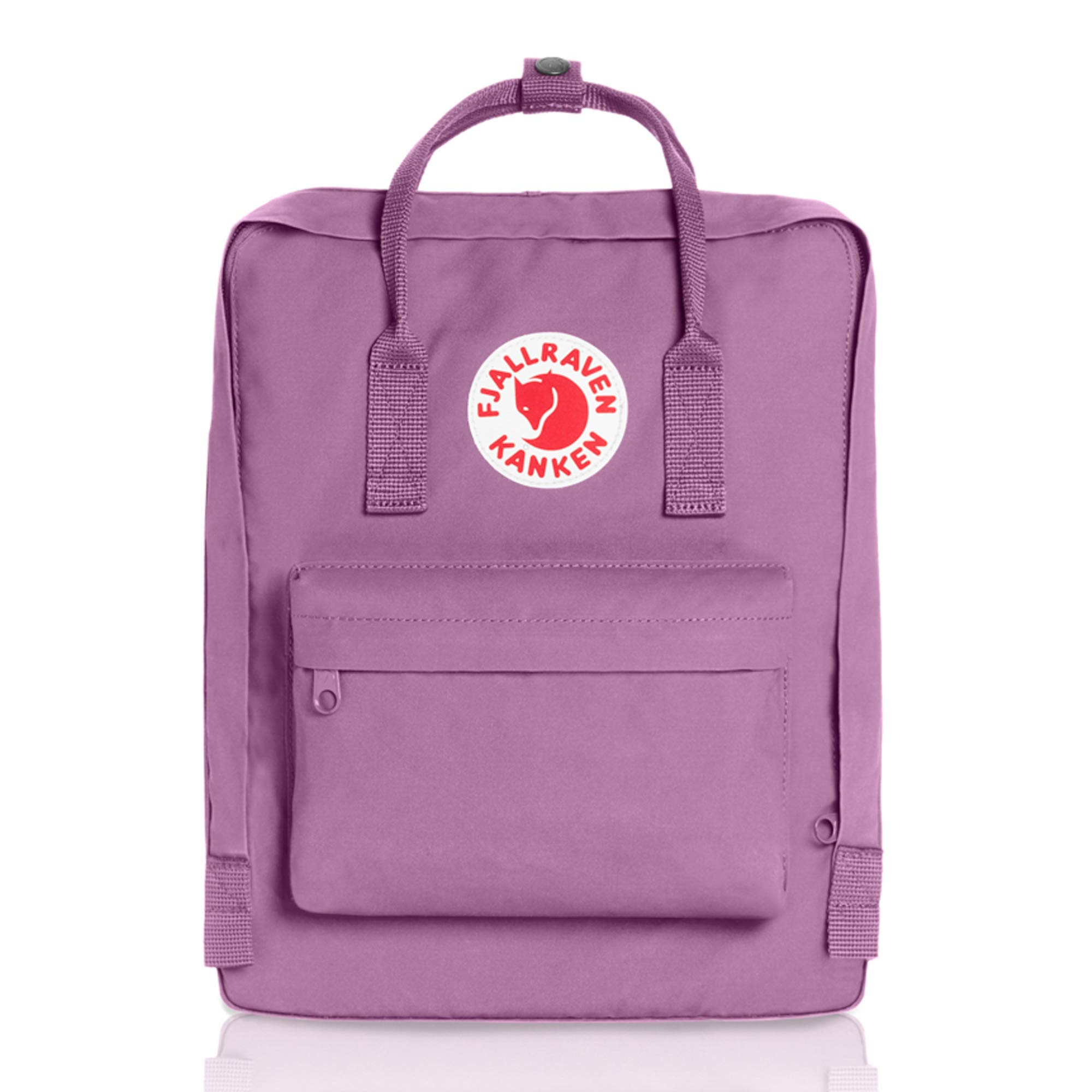 Fjallraven - Kanken Classic Pack, Heritage and Responsibility Since 1960, One Size,Orchid