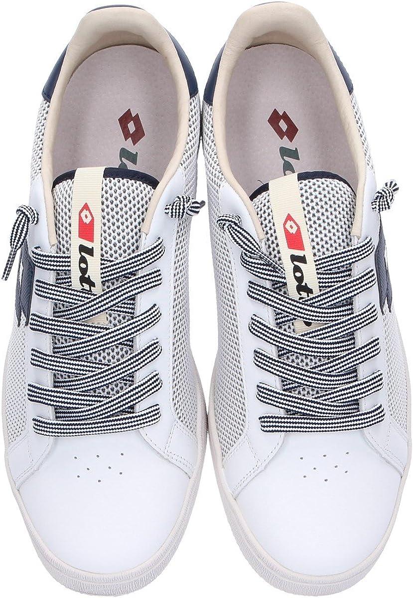 Lotto Leggenda Luxury Fashion Mens Sneakers Summer White