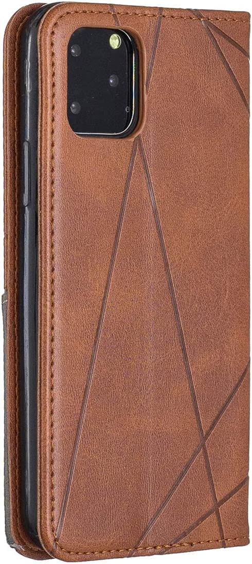 BeautyWill Wallet Case for iPhone 11 Pro Kickstand PU Leather Cover Credit Card Holder Flip Cover for iPhone 11 Pro 5.8 inch 2019