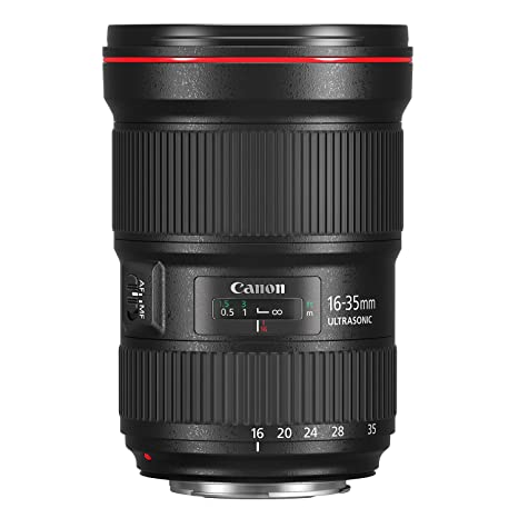 Canon Objektiv EF 16-35mm 1:2,8L III USM (82 mm Filtergewinde) schwarz