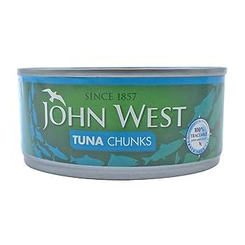 John West Tuna Chunks in Brine