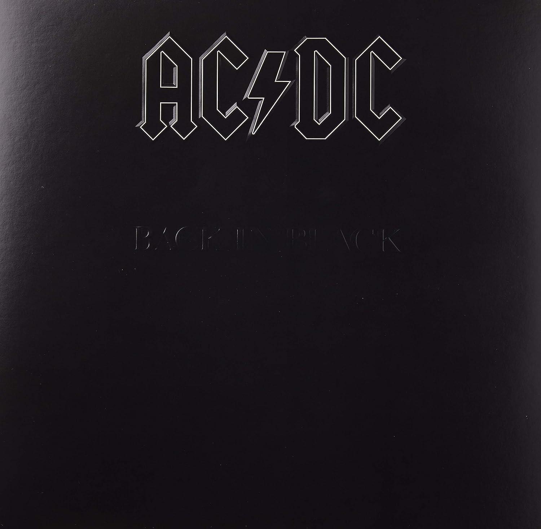 Ac Dc Back In Black Vinyl Amazon Com Music
