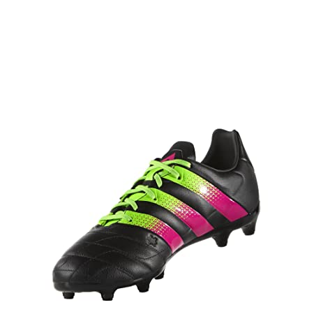 Adidas ACE 16.3 Leather FG/AG Fussballschuhe Outdoor Schuhe Fußball Leder:  Amazon.de: Sport & Freizeit