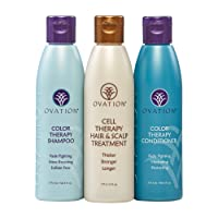 Ovation Color Protection Cell Therapy System - Get Stronger & Healthier Looking...
