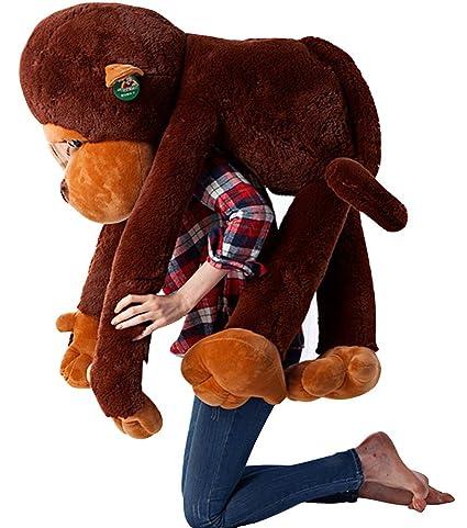 Amazon Com Remeehi The Giant Monkey Stuffed Plush Toy Doll Perfect