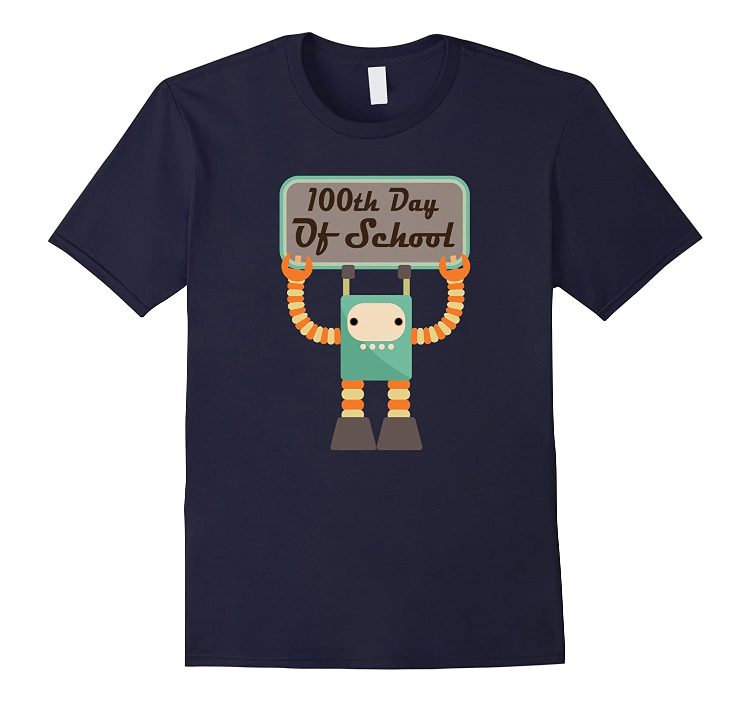 100th Day Of School 100 Days Party T-shirt Student Teacher-Art