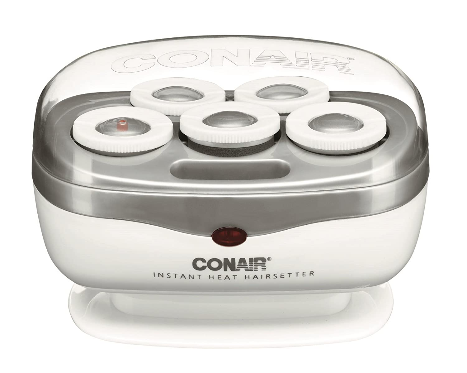 Conair Instant Heat Travel Hot Rollers; White TS7X