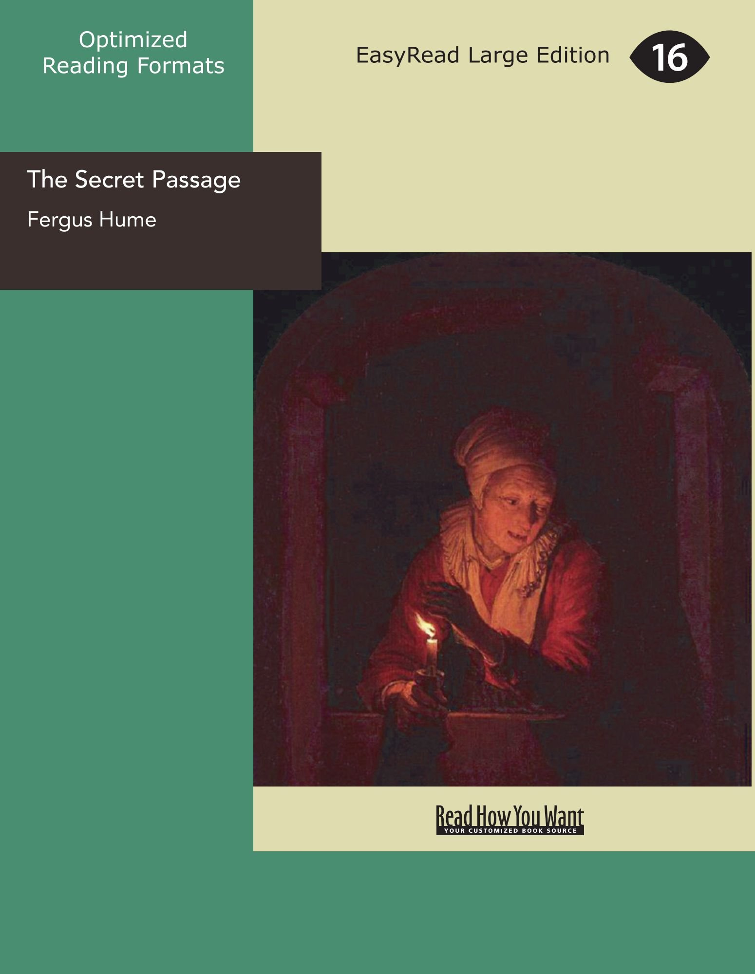 The Secret Passage pdf