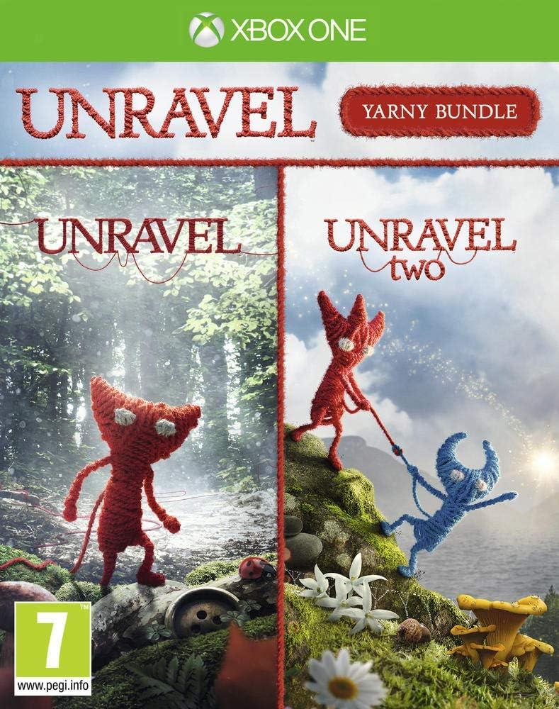 Pack Unravel Yarny [Importación francesa]: Amazon.es: Videojuegos