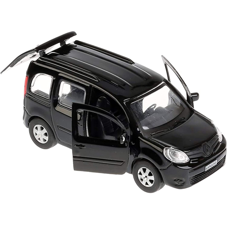 Amazon.com: Modelos de metal para coche Renault Kangoo MPV ...