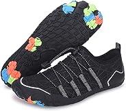 L-RUN Water Shoes Mens Womens Outdoor Quick Dry Aqua Shoe Beach Swim Surf Diving Summer Sports Shoes