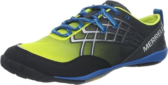 Merrell Trail Glove 2 Zapatillas de fitness para hombre, Amarillo (Zest/Skylab), 41 EU: Amazon.es: Zapatos y complementos