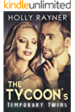 The Tycoon's Temporary Twins (English Edition)