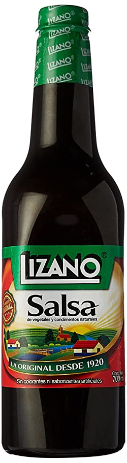 Salsa Lizano 700 ml 3-pack