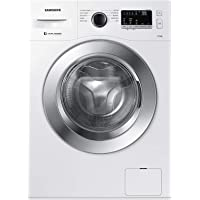 Samsung 6.5 kg Inverter Fully-Automatic Front Loading Washing Machine (WW65M206L0W/TL, White, Inbuilt Heater)