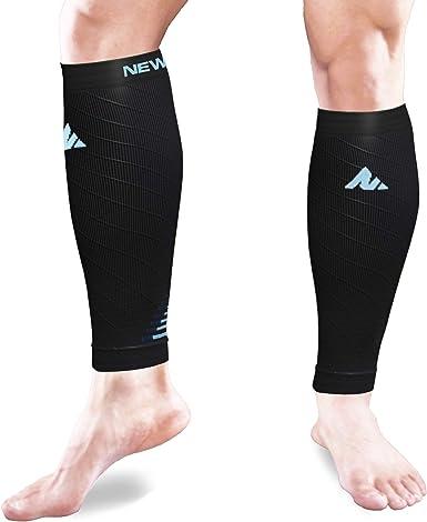 Men Women Calf Support Compression Leg Sleeve Sports Running Cycling Jogging New