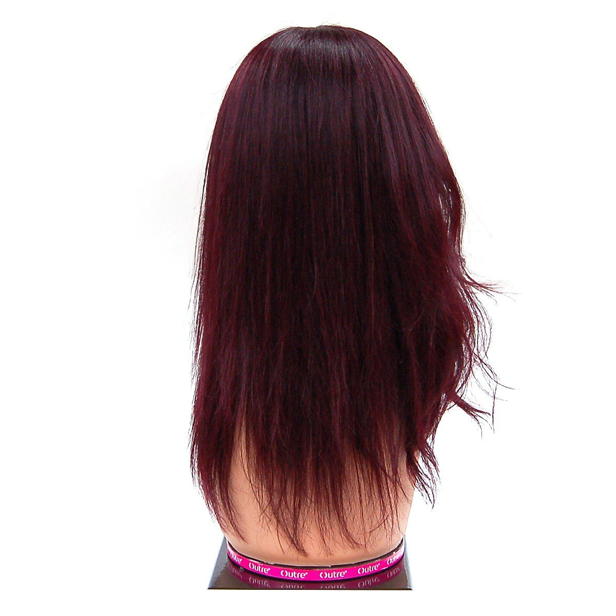 Amazon Outre Purple Pack 100 Human Hair Weave 14 Inches 1
