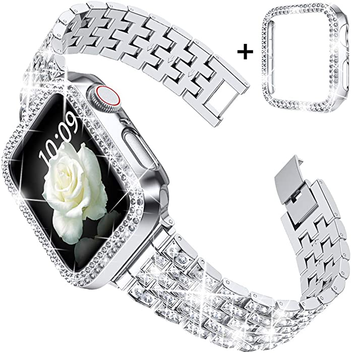 Top 10 Hotodeal Bling Bands Compatible Apple