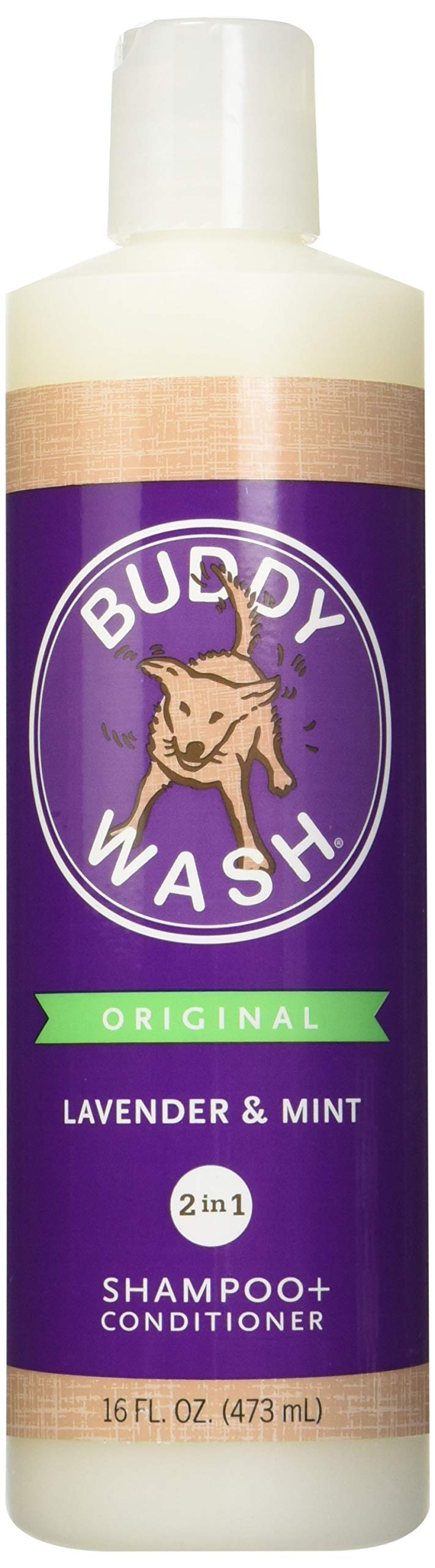 Cloudstar Buddy Wash Lavender & Mint Shampoo (Pack of 3) by Cloud Star