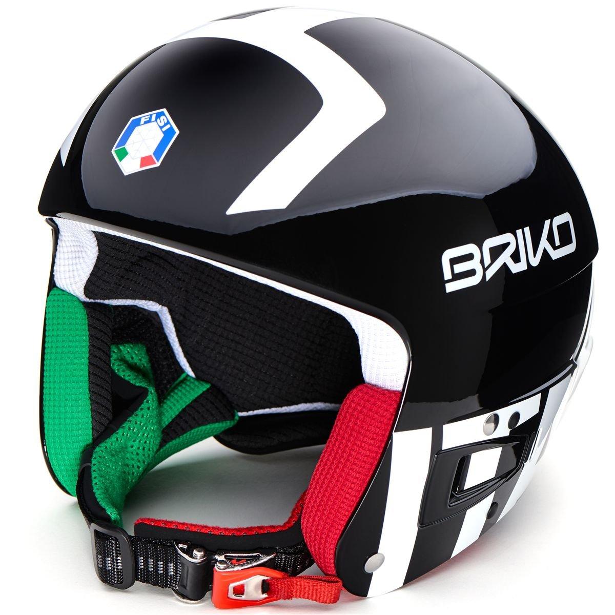 Briko Vulcano FIS 6.8 - FISI schwarz Weiß