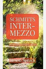 Schmitts Intermezzo: Ein romantischer Thriller der Welten bewegt (German Edition) Hardcover