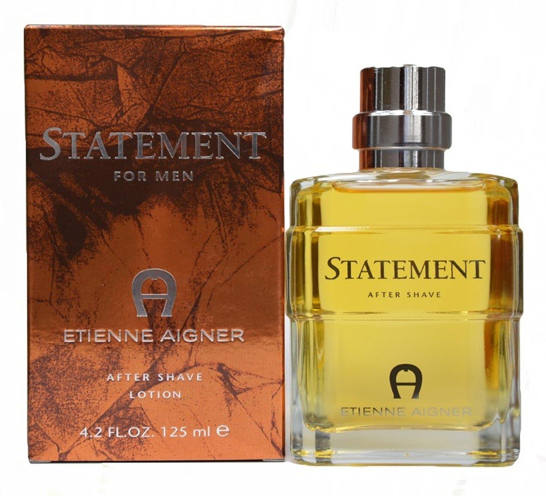professionelles Design innovatives Design Entdecken Etienne Aigner STATEMENT After Shave 125 ml: Amazon.de: Drogerie ...